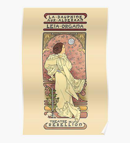 Leia Nouveau Poster