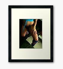 Knee High Love #2 Framed Print