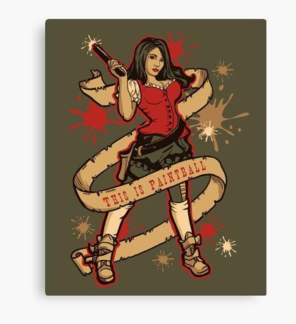 Annie Get Your Gun Canvas Print