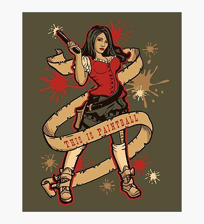 Annie Get Your Gun Photographic Print