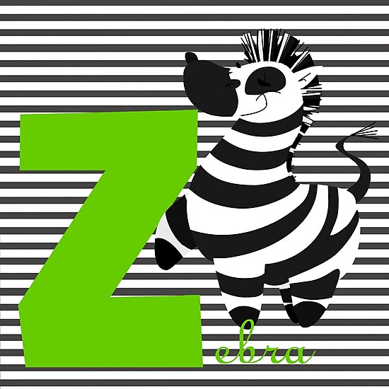 z for zebra by alapapaju