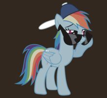 Rainbow Dash Style no text
