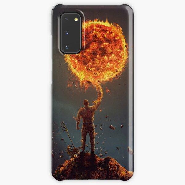 Escanor Samsung Galaxy Snap Case