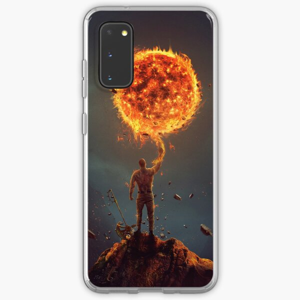 Escanor Samsung Galaxy Soft Case