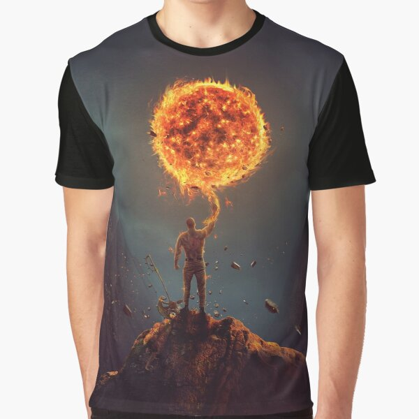 Escanor Graphic T-Shirt