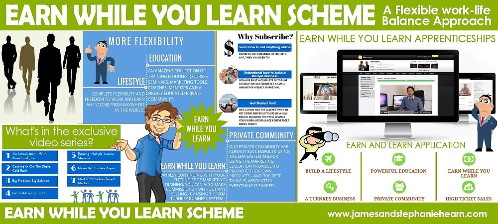 Earn While You Learn Apprenticeships by EarnAsLearn