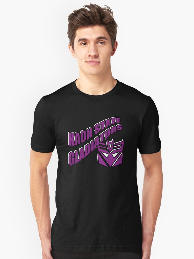 Decepticon State University by Fishbug
