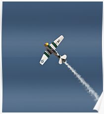SNJ-5 - North American Aviation T-6 Texan Poster