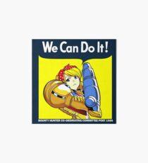 We can do it! Art Board