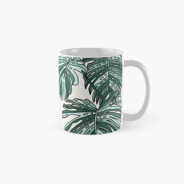 Monstera paradise by Elebea Classic Mug