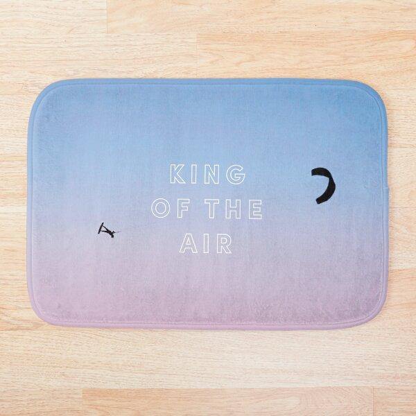 King of the Air | Kitesurf Print Badematte