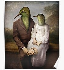 The Hummingbirds Poster