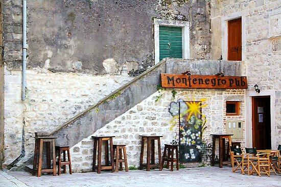 Montenegro Pub by Igor Shrayer