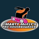 McFly's Pro Hoverboarder by byway