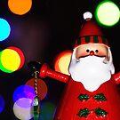 Santa by Robert Worth