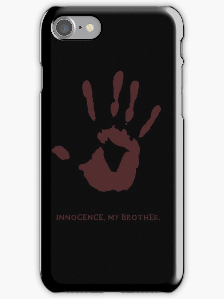Dark Brotherhood: Innocence, my brother by Genus Bombus
