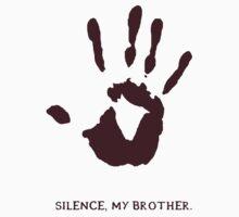 Dark Brotherhood: Silence, my brother