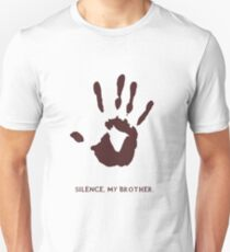 Dark Brotherhood: Silence, my brother T-Shirt