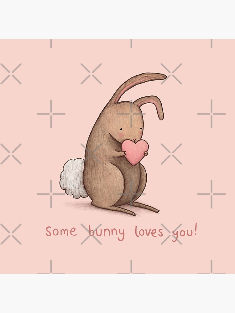 Some Bunny Loves You by SophieCorrigan