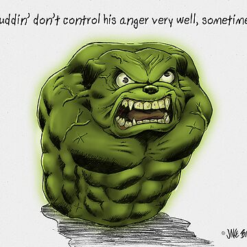 Puddin' don't control his anger very well by PuddinDont