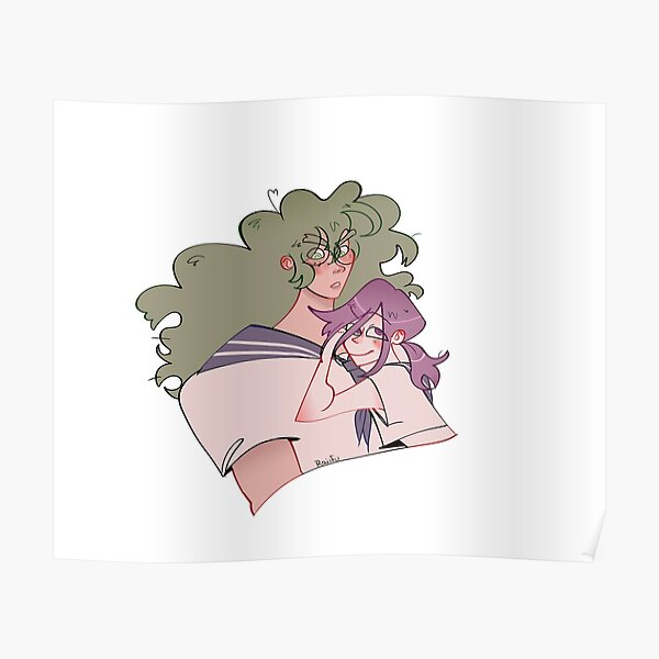 Gonta Posters Redbubble Ryoma hoshi is tied with himiko yumeno for being my absolute drv3 favorite character. redbubble