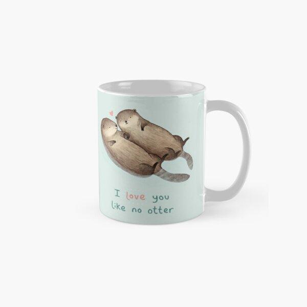 Otter Mugs Redbubble