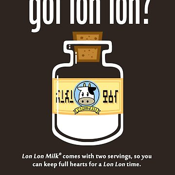 Got Lon Lon? by MartinIsAwesome