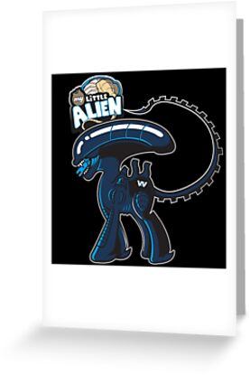 My Little Alien by Ratigan