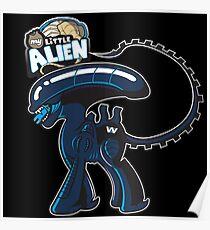 My Little Alien Poster