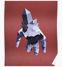 Crystal Golem Poster
