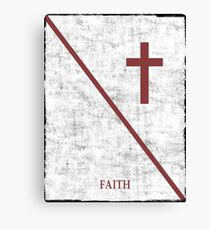Christianity  Canvas Print