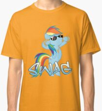 Rainbow Swag Classic T-Shirt