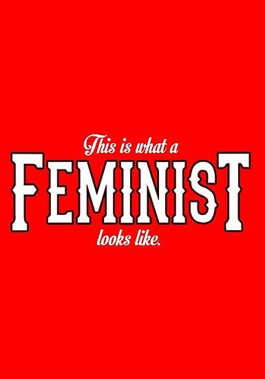 Feminist by HereticWear