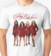 Pretty Little Liars - Redcoats - (Designs4You) edited Unisex T-Shirt