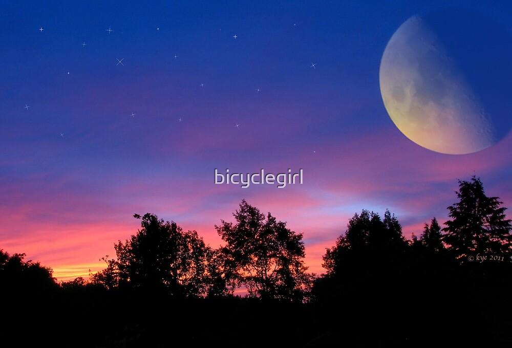 Evening in Oregon by bicyclegirl