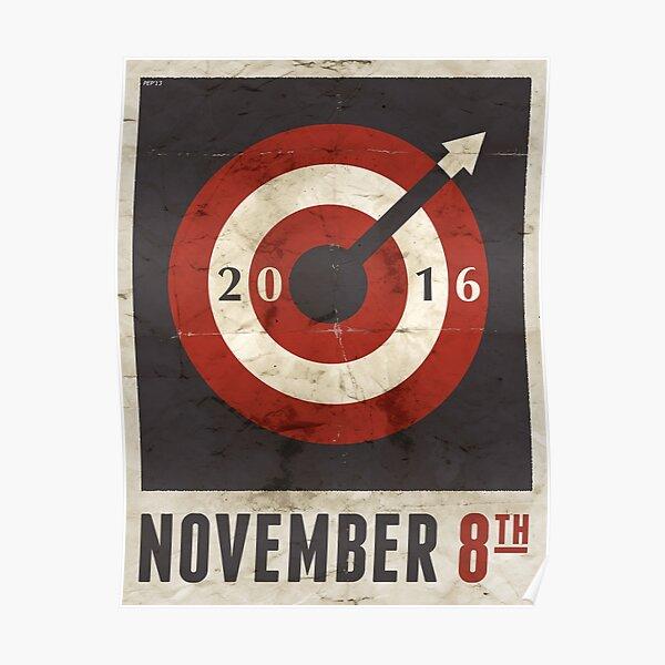 November 8, 2016 Poster