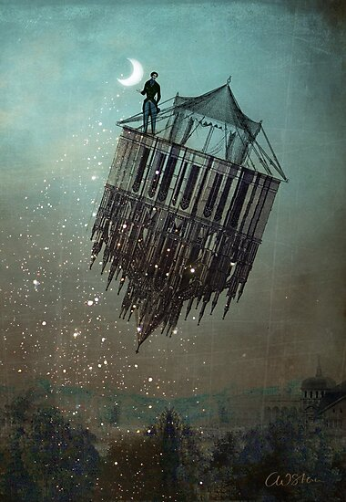 The Sandman by Catrin Welz-Stein