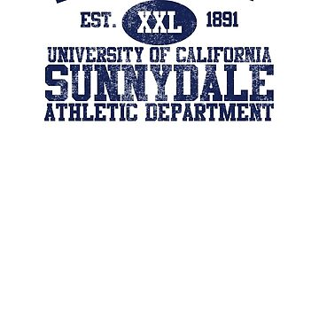UC Sunnydale Athletic Department by mrsxandamere