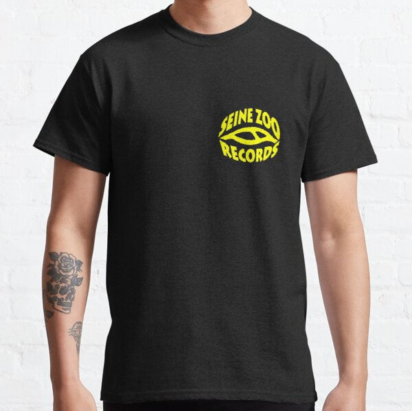 Seine Zoo Records T-shirt classique