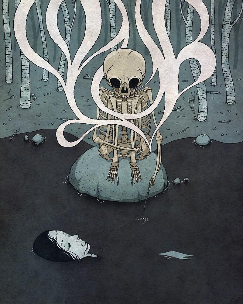 Melancholia by Kuba Gornowicz