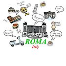 Roma, Italy by swelldame