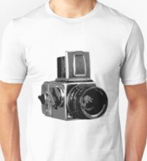 Hasselblad 500CM with 80mm Planar Unisex T-Shirt