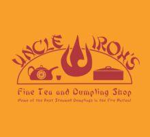 Uncle Iroh's Fine Tea Shop