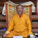 Our spiritual director, Zasep Tulku Rinpoche by tashicholing