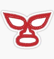 Lucha Libre Mask Sticker