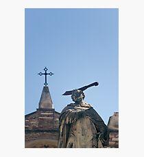 Saint Peter of Verona  Photographic Print