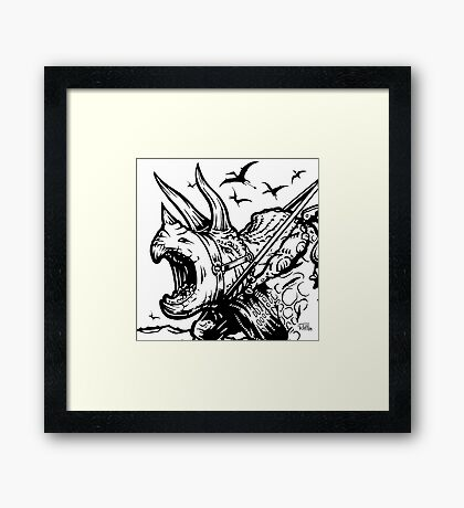 C.R.A.P. Home Collection 004 Framed Print
