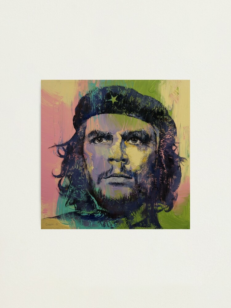 """""""Che Guevara"""" Photographic Print by michaelcreese 