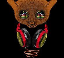DJ Tarsier by freeagent08
