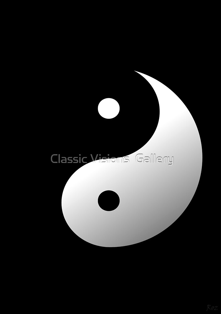 Yin and Yang by Roz Abellera